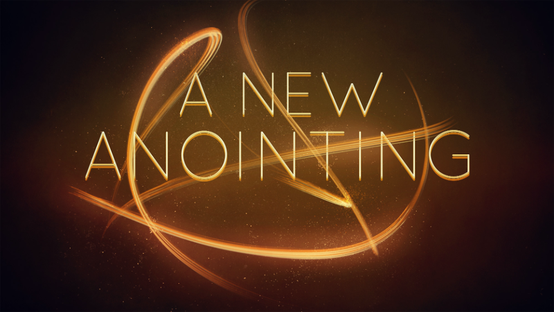 Pentecost Sunday I A New Anointing